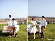 Hannah and Cam's Quirky Farm Wedding - Milton - Gemma Clarke Photography Country Fair Wedding, Farm Wedding, Country Weddings, Milton Nsw, Farm Animals, Road Trip, Groom, Bride, Couple Photos