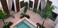 Riad 72 in Marrakech, Morocco