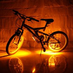 Bike Brightz Yellow now featured on Fab.