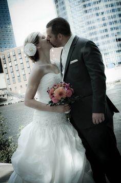 Sarah's wedding last fall