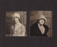 Keep Your Friends Cloche Photo Booth Flappers by EphemeraObscura, $7.00