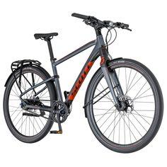 SCOTT Silence Evo Bike