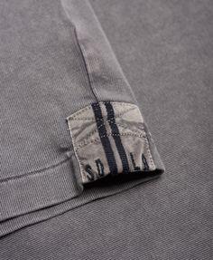 Superdry LA Pocket T-shirt Grey tshirt Mens - LA Pocket T-shirt in Dove Grey Work Shirts, Tee Shirts, Shirt Label, Unique Outfits, Superdry, Denim Shirt, Shirt Style, Mens Fashion, Unisex