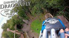 Duinrell 2019 Dragonfly 360° VR POV Onride