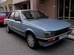 1990 Peugeot 505 GTI