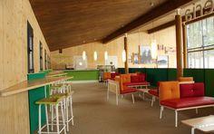 Lapiaz, self service resturant by Stone Designs, Javalambre Ski Station (Spain) 2010 #Aramon #StoneDesigns