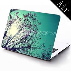 USD $ 19.99 - Nature Scenery Design Full-Body Protective Plastic Case for 11-inch/13-inch New MacBook Air