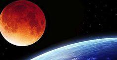 Esbath de Lua Cheia Parece que A Deusa Lua resolveu nos dar um triplo espetáculo, como que reafirmando o fato dela mesma ser Tríplice. Teremos um eclipse total, uma Lua de Sangue e para completar u...
