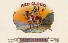 Native Americans in Cigar Label Advertising | Cigar Box Label Blog