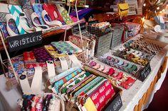 Artist Market Booth detail