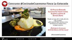 Finca La Estacada busca la mejor receta de Cuaresma maridada con Vinos de Uclés ¡Participa!