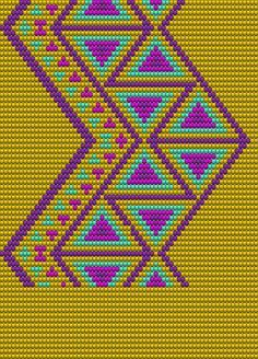 This Pin was discovered by Pam Mochila Crochet, Bag Crochet, Crochet Chart, Crochet Motif, Tapestry Crochet Patterns, Crochet Stitches Patterns, Cross Stitch Patterns, Beaded Cross Stitch, Cross Stitch Flowers