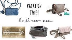 mooie kleine tasjes, clutches voor op vakantie, avondje uit.