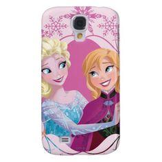 Disney Frozen Elsa and Anna iPhone Case