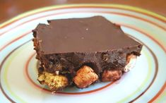 Chocolate Tiffin (makes 15) - The Fat Foodie