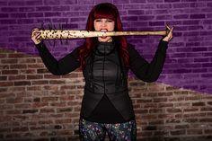 Bitch Planet creator Kelly Sue DeConnick.