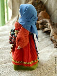Народные куклы ручной работы. Ярмарка Мастеров - ручная работа Плодородие , благодать ,Московка. Handmade.