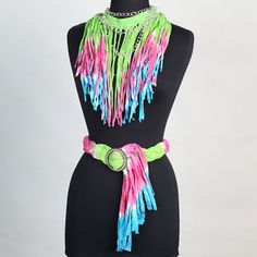 Get Your Groove On Tie-Dye Accessories