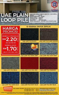 10 best karpet pejabat malaysia dari kilang super ribbed office rh pinterest com
