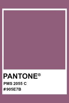 PANTONE 2055 C #pantone #color #PMS #hex #mauve Pms Colour, Red Color, Grey Yellow, Green And Grey, Pantone Matching System, Material Board, Colour Board, Purple Lilac, Color Swatches