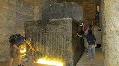 EGYPT UNDERGROUND - THE ENIGMATIC SERAPEUM