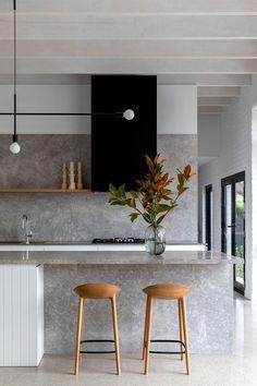 Kitchen Showroom, Kitchen Interior, Luxury Kitchens, Home Kitchens, Interior Architecture, Interior Design, Interior Styling, Interior Decorating, Decoration Inspiration