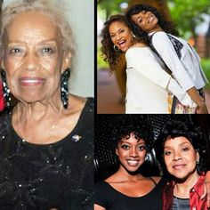 The women in this family are so beautiful, amazing and talented. I can't even handle their superbness.  vivian ayers, phylicia rashad, debbie allen, vivian nixon, condola rashad (Post from IG: @phylicia_rashadfanpage)