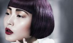 Here's a Fall Hair Color we love! #aveda