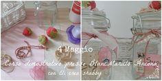 materiali e decorazioni!!  http://elicreashabby.blogspot.it/