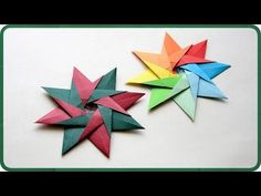 [DIAGRAM] Origami Lost-Found Star (Andrey Hechuev) - YouTube
