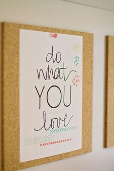 monthly freebie | quote printable | trend addictions blog