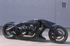 Dark Knight Batbike