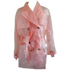 Versace Jeans couture light pink see through raincoat Versace Coat, Versace  Jeans Couture, Future d063e8a29f0