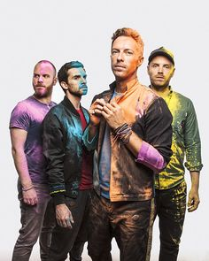 "Coldplay. Finally moved from making meditative songs to ""Happy"" pop songs. Loved his new release Hymn for the Weekend."