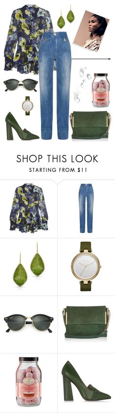 """""""Sugar."""" by schenonek ❤ liked on Polyvore featuring Erdem, Étoile Isabel Marant, Anne Sisteron, Skagen, Ray-Ban, River Island, Hope and Greenwood and Tory Burch"""