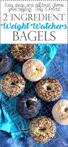 Weight Watchers Bagels - Lord Byron's Kitchen