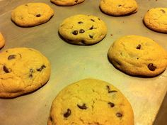 Cooking with Jax: Chocolate Chip Cookies