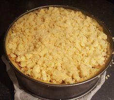 Recept appelkruimeltaart zonder pakjes en zakjes Dutch Recipes, Apple Recipes, Snack Recipes, Cooking Recipes, Snacks, Apple Crumble Pie, Chef Cake, Sweet Cooking, Sweet Pie