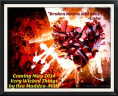 Very Wicked Things by Ilsa Madden- Mills