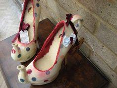 tetera  Teapot heels