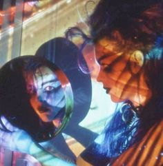 A Return To The Mysterious World Of Danielle Dax. 80s Goth, Punk Goth, Beatles Songs, The Beatles, Control Joy Division, Camden Palace, Danielle Dax, Star Test, Bright Blue Hair