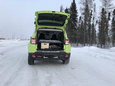 Jeep Renegade, Cross Country, Camper, Vehicles, Travel, Cross Country Running, Caravan, Viajes, Travel Trailers