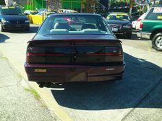1995 CHEVROLET BERETTA Z26 ONE OWNER LOW MILES RARE FIND
