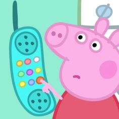 Peppa Pig Memes are Trending now - MemeVilla Wallpaper Iphone Cute, Aesthetic Iphone Wallpaper, Cute Wallpapers, Peppa Pig Wallpaper, Cartoon Wallpaper, Peppa Pig Painting, Peppa Pig Drawing, Meme Chat, Peppa Pig Stickers