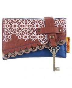 Lock and Key Wallet - Browse All - Disaster Designs - Browse by Brand | TemptationGifts.com