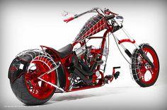 2 Paul Jr Designs Chopper Motorcycle License Plate Frame Warrior /& Anti-Venom
