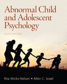Abnormal Child and Adolescent Psychology Plus « Library User Group