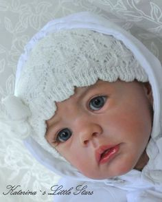 Wilma toddler by Karola Wegerich - SOLD OUT - Online Store - City of Reborn Angels Supplier of Reborn Doll Kits and Supplies