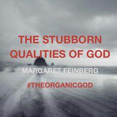 The Stubborn Qualities of God - MargaretFeinberg.com