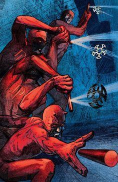 Daredevil - Alex Maleev